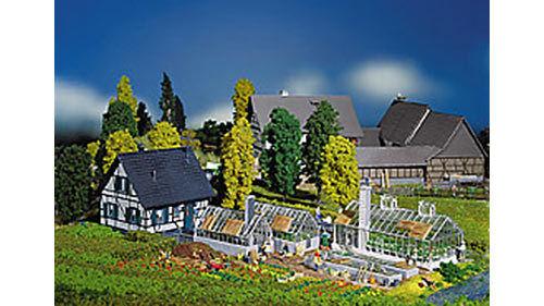 FALLER Garden Centre Model Kit II HO Gauge 130253