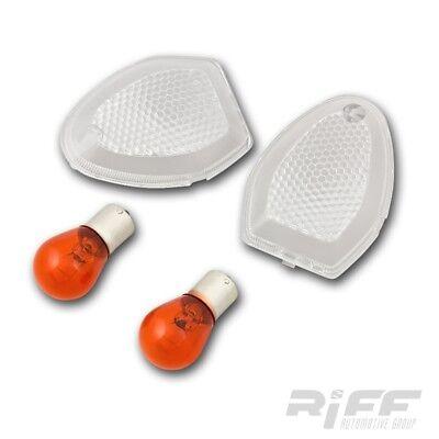 LED Verkleidungs Blinker vorne Suzuki GSF 1250 Bandit 2007-2010 klar weiss clear