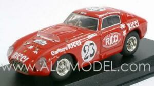 Ferrari 375 mm Carrera Mexique 1953 Ricci - Salviati 1:43 Art 103