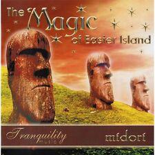THE MAGIC OF EASTER ISLAND - MIDOR - CD