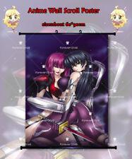 Anime Taimanin Asagi Otaku  Decor Home Poster Scroll Wall Gift 60×90cm #C47