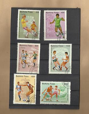 "GüNstiger Verkauf Briefmarkenlot ""burkina Faso Teil 2"" Burkina Faso"