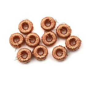Details about 10PC 470uH 3A Coil Wire Wrap Toroidal Inductor Choke For DIY  Amplifier Crossover