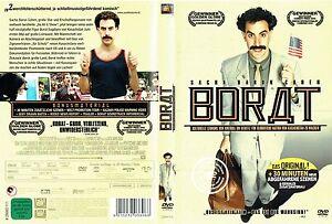 (DVD) Borat - Sacha Baron Cohen, Pamela Anderson, Ken Davitian
