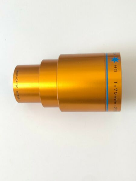 Avoir Un Esprit De Recherche Isco Optic Ultra Star Hd F= 70mm 2.76 In. Mc Cine Projection Lens