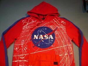 Hudson-NASA-Space-Race-AOP-BRAND-NEW-Hoodie-Pullover-NWT-L-XL-2XL