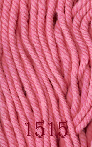 Color Wool yarn for Prayer ropes 100/% pure MAXI 4ply 361feet 110m 200grams