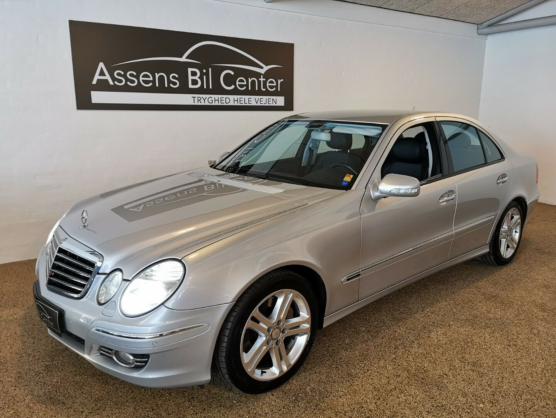 Mercedes E350 3,5 Avantgarde aut. 4d - 179.800 kr.
