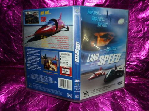 1 of 1 - LAND SPEED : (DVD, PG)