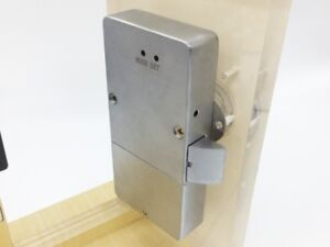 Image Is Loading Reinforced RFID Hidden Concealed Cabinet Lock
