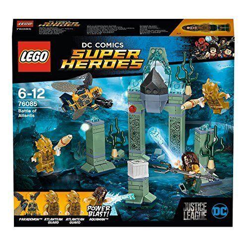 Lego Super Heroes Batalla de Atlantis Set 76085