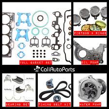 87-94 Toyota Tercel 1.5L SOHC 12V 1.5 3E 3EE MASTER ENGINE REBUILD KIT