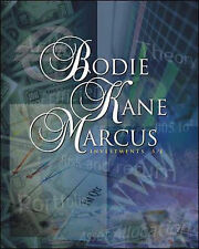 Investments by Zvi Bodie, Alex Kane, Alan J. Marcus HARDCOVER