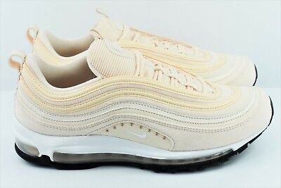timeless design 54524 7a8eb Womens Air Max 97 SE Size 11 Running Shoes Guava Ice Pink AQ4137 800 White  | eBay