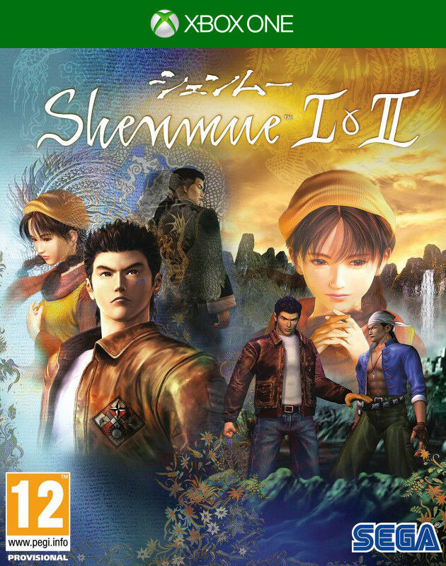 Xbox One Shenmue I & II - HD Remaster (new)