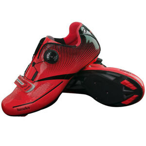BOODUN-Pro-Self-Locking-Ultralight-Carbon-Breathable-Road-Training-Cycling-Shoes