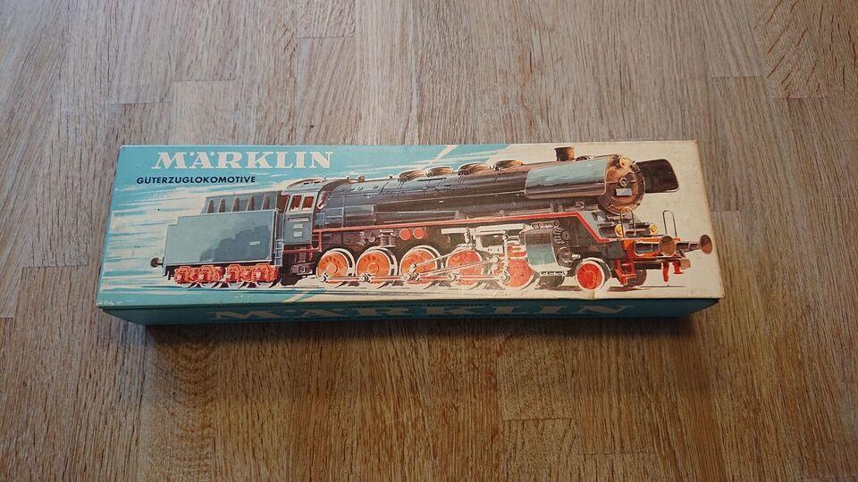 Modeltog, Märklin 3027, skala H0