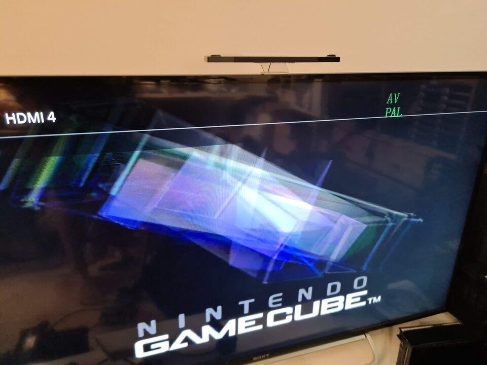 Adapter, Anden konsol, GameCube
