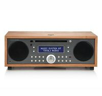 Tivoli Audio Music System Bt Cherry/taupe Am/fm/cd System W/bluetooth on sale