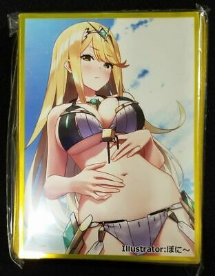 Xenoblade2 Hikari doujin Card Sleeve Protector