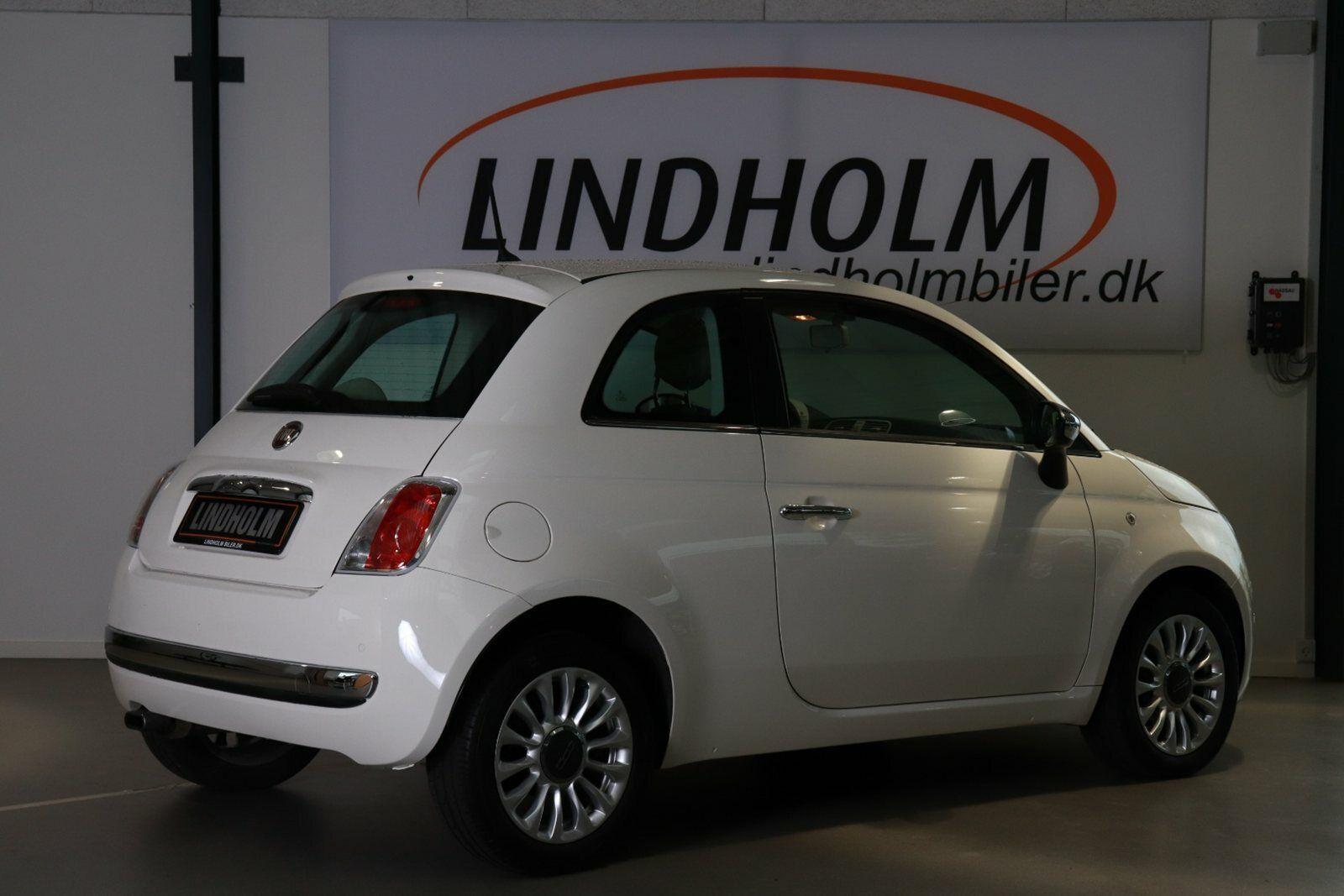 Fiat 500 Popstar