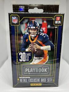 2020 Panini Playbook Football NFL Hanger Box Brand New Sealed