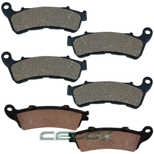 FRONT /& REAR BRAKE PADS FIT HONDA NT700VA DEAUVILLE ABS 2010-2011