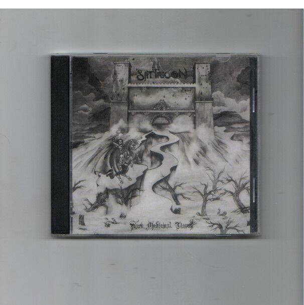 SATYRICON Dark Medieval Times CD IMMORTAL, MARDUK