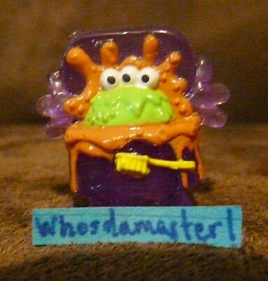 The Trash Pack Junk Germs Series 7 #1109 KITTY COLD Purple Mint OOP