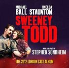 Sweeney Todd [2012 London Album] by Various Artists (CD, Apr-2012, First Night (USA))