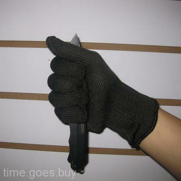 Hot Anti Abrasion Safety Protect Hands Durable Work Mittens Cut-resistant Gloves