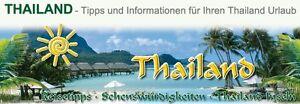 Top Projekt zum Thema Thailand - Thailandreise.org