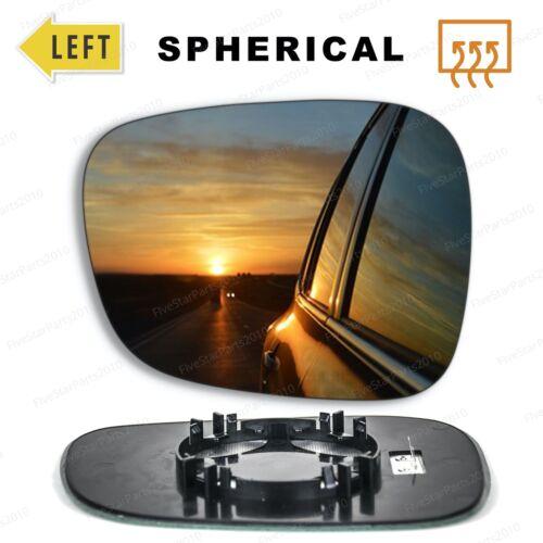 Ala izquierda del lado del pasajero de Vidrio Espejo Para BMW X3 F25 2010-2014 climatizada