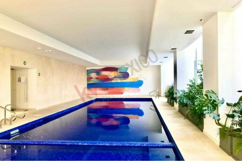 Departamento en Renta  (amueblado) Residencial CARSO Periférico $30,000.00 (mantenimien...