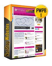 Il MATRIMONIO COMPLETA chiavi in mano sito web per la vendita pronti per eseguire attività commerciale online