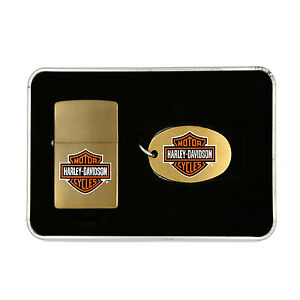 Brand New Zippo Lighter - MOTOR CYCLES HARLEY-DAVIDSON