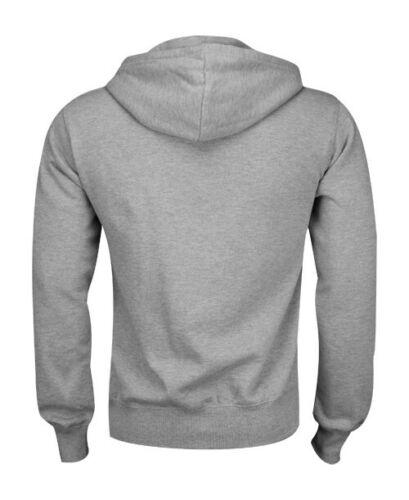 Lonsdale Men/'s Zip Hoody Krafty Cardigan Hoodie Sweater Boxing S to 3XL