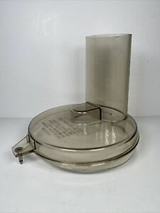 Vintage General Electric GE D1-4200 Food Processor LID ONLY Replacement Part