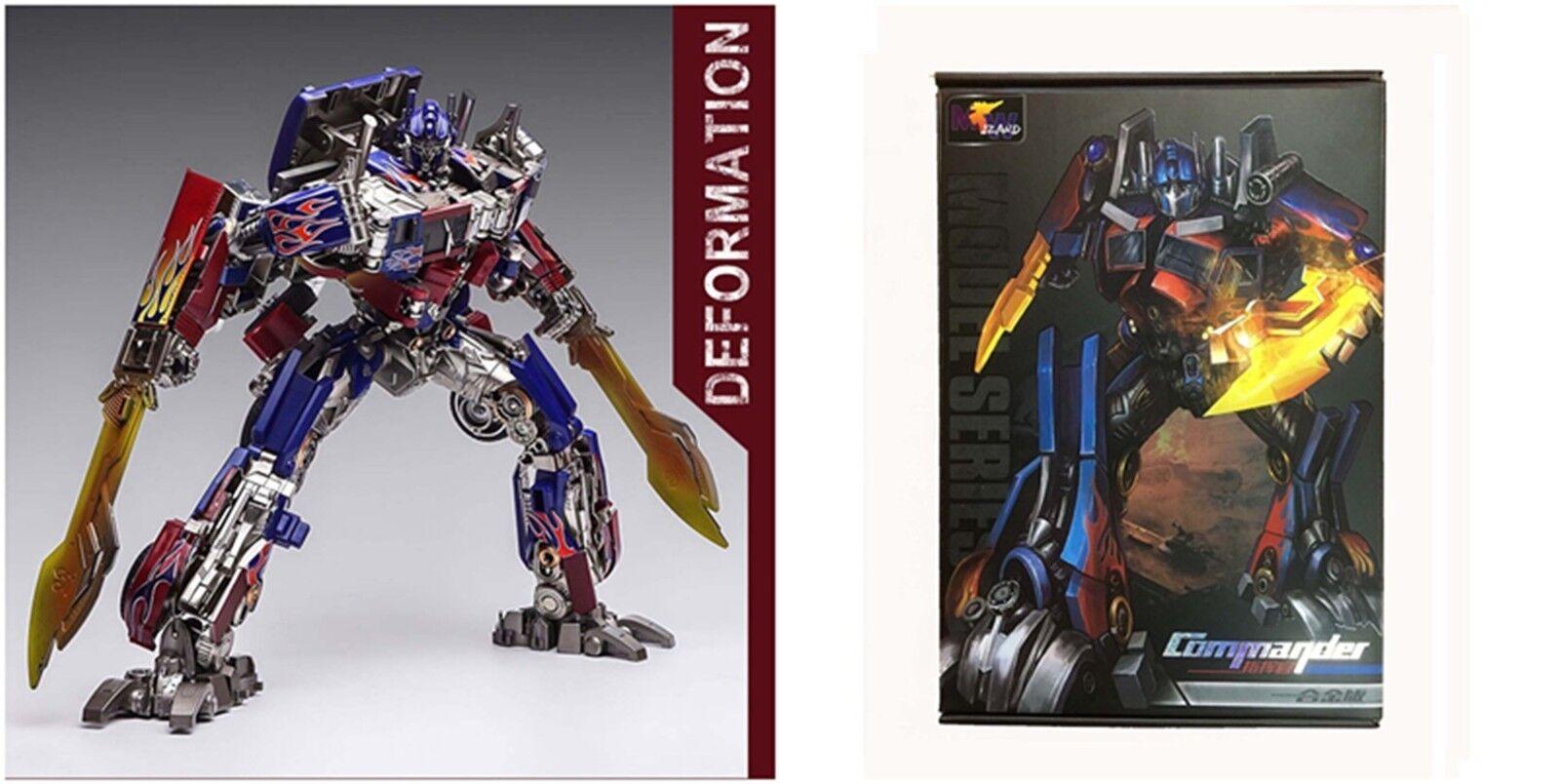 Entrega directa y rápida de fábrica Transformadores de WJ SS05 comandante juguete de Optimus Optimus Optimus Prime nuevo de Navidad de gran tamaño  hasta 60% de descuento