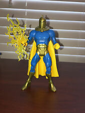 DC UNIVERSE CLASSICS DR. FATE (Modern Gold) JSA Mattel Wave 8 Loose complete