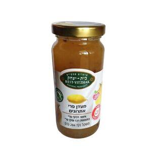 Etrog Citrus Medica jam spread delicacy no sugar Bet Yitzhak Sukkot 284g