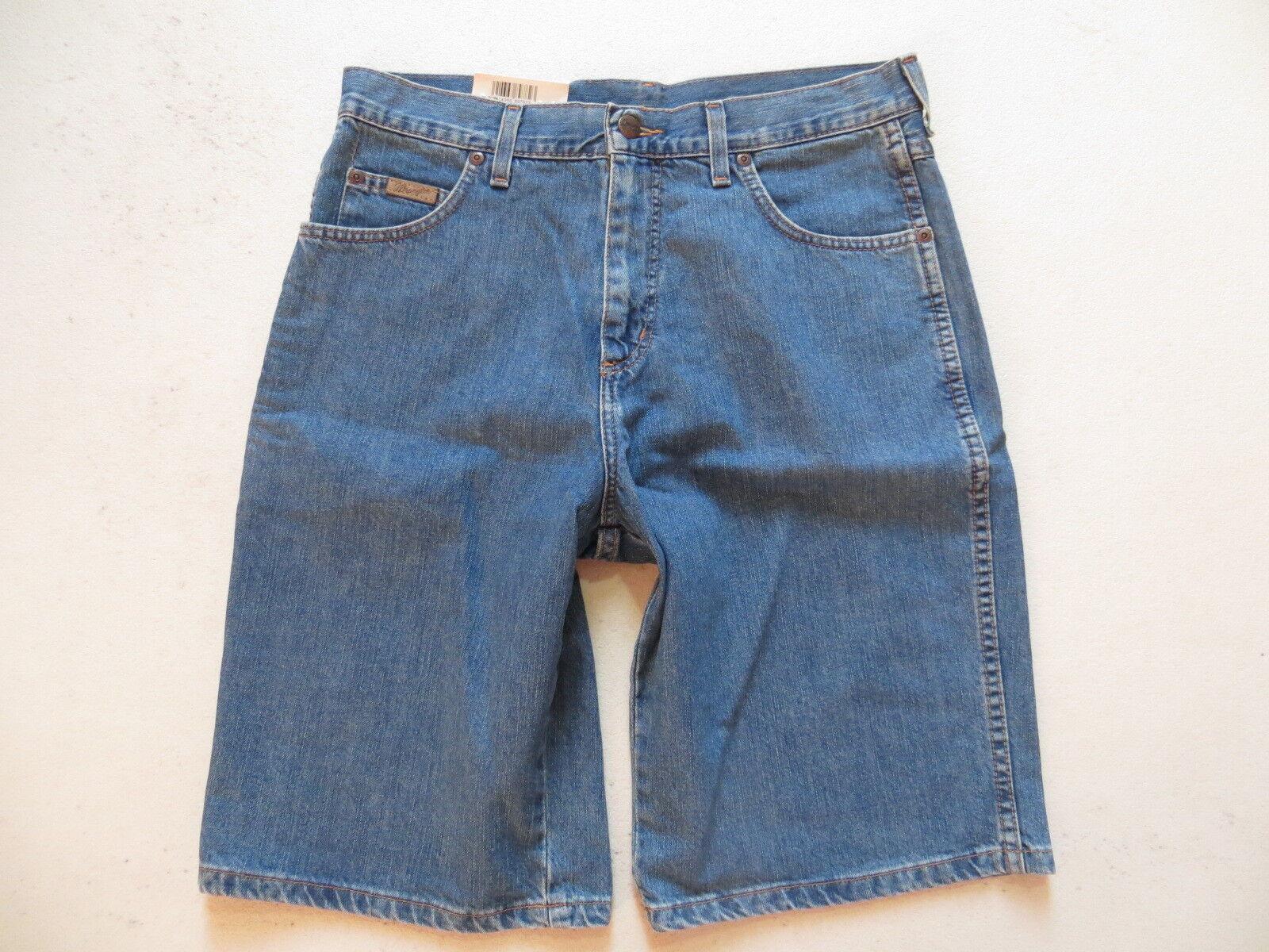 Wrangler HAWAII Jeans Shorts W 32, NEU   kurze Hose, oldschool Bermuda, RAR   46 | Verpackungsvielfalt