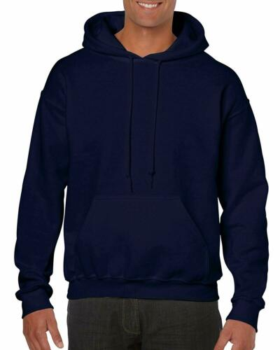 Gildan Men/'s Heavy Blend Fleece Hooded Sweatshirt G18500