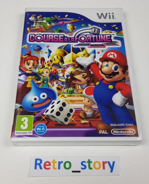 Nintendo Wii - Course à La Fortune - NEUF / NEW - PAL - FRA