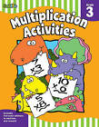 Multiplication activities: Grade 3 by Spark Notes (Mixed media product, 2011)