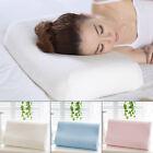 Contoured Rebound Memory Foam Pillow Orthopedic Protect Pillow Travel Sleeping