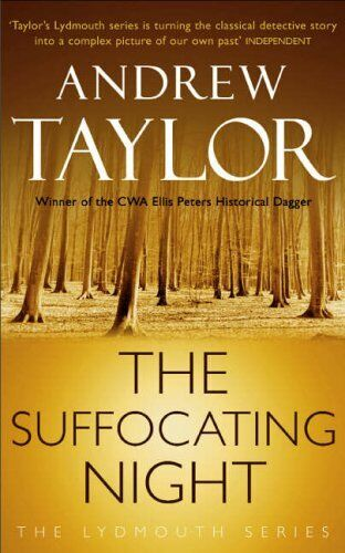 The Suffocating Night (A Lydmouth mystery) By Andrew Taylor
