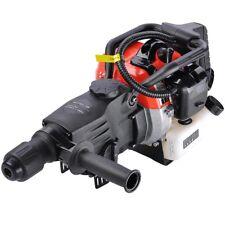 2in1 Gasoline Hammer Drill 326cc 2 Stroke Concrete Breaker Demolition Machine