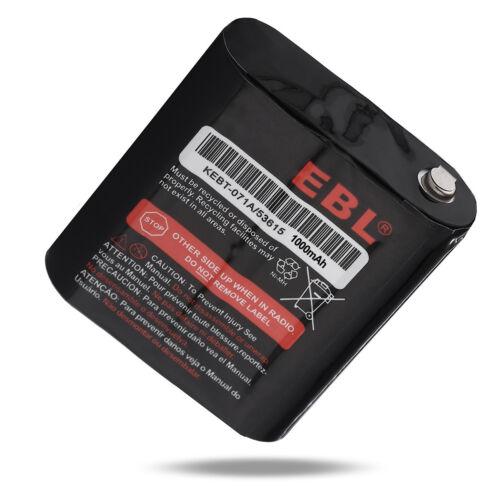 10x 3.6V 1000mAh Batteries For MOTOROLA 53615 KEBT-071-D KEBT-071-C KEBT-071-B//A