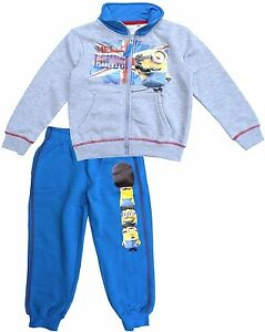 Kids Boys PAW PATROL Hero Disney Characters Tracksuit Outfit /& Sets 3 4 5 6YRS
